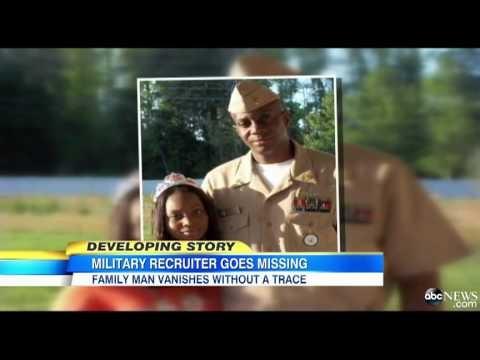Navy Recruiter Vanishes in Florida