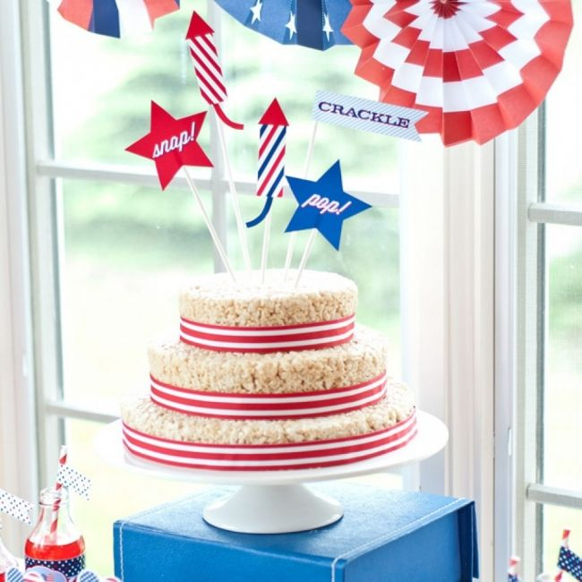 4th of july themed dessert recipes