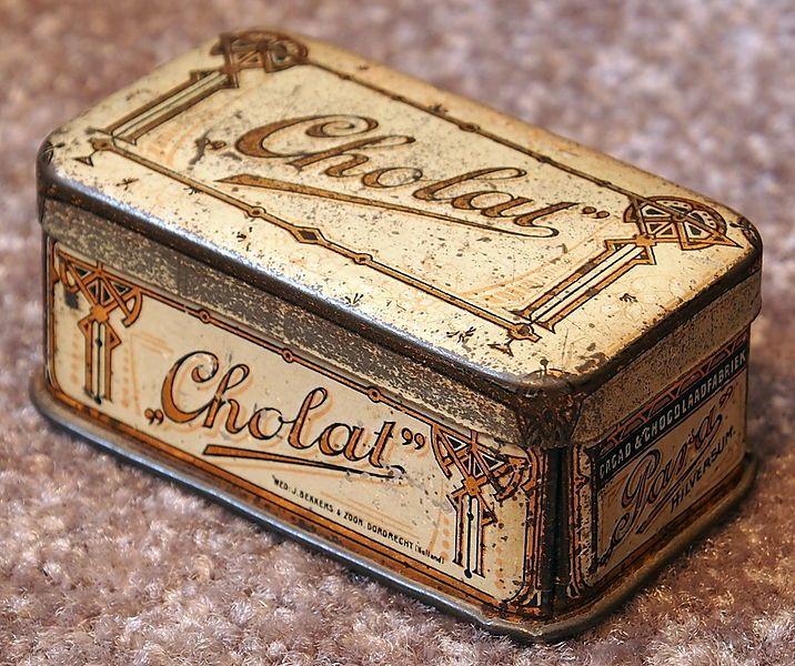 002-a Cholat van Para Cacao & Chocolaadfabriek Hilversum