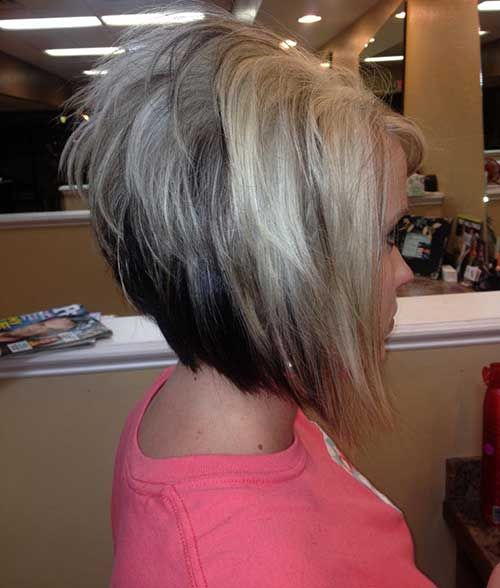 Stacked Bob Hairstyle black stacked bob hairstyles 15 Short Hairstyles For Women That Will Make You Look Younger