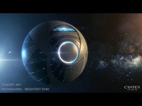 """CGI 3D Animated Music Video 1080 HD: """"Brightest Star"""" - Fastwalkers. Directed by Ercan Alister Kosar - YouTube"""