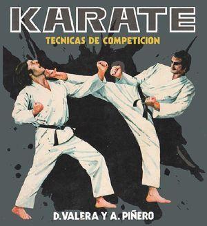Karate Tecnicas de competicion