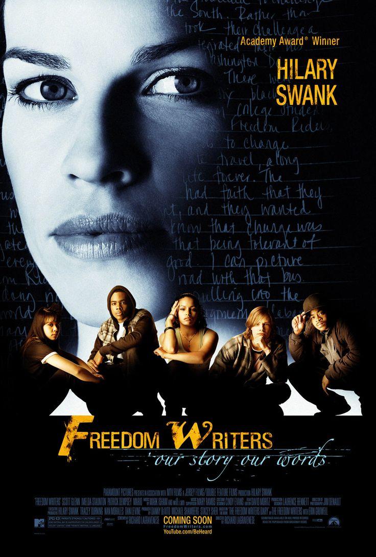 Freedom Writers 2007 Regarder Film Gratuit Le Loup De Wall Street Affiche De Film
