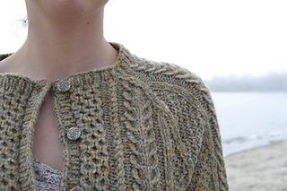 Oh a classic cabled cardigan! It never goes out of style and it can be worn with nearly everything! I set out to add one that was fun to knit to my wardrobe and this is how the Porter Cardigan came about. It is a classic sturdy cabled cardigan that I'll pull out year after year and will never go out of style.