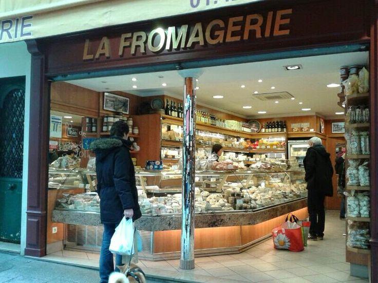 Parigi formaggi