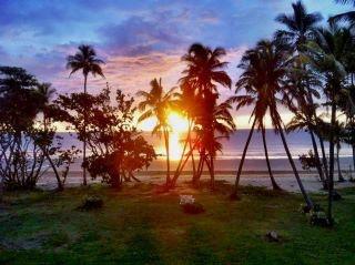 Sunrise Mission Beach Queensland.