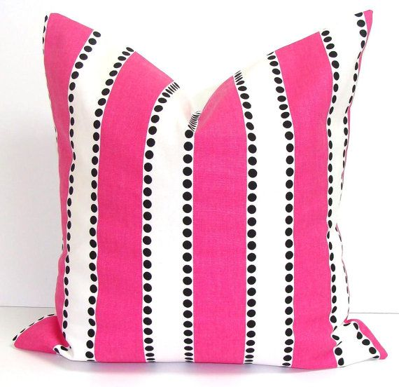 pink pillows pink pillow cover decorative pillow by
