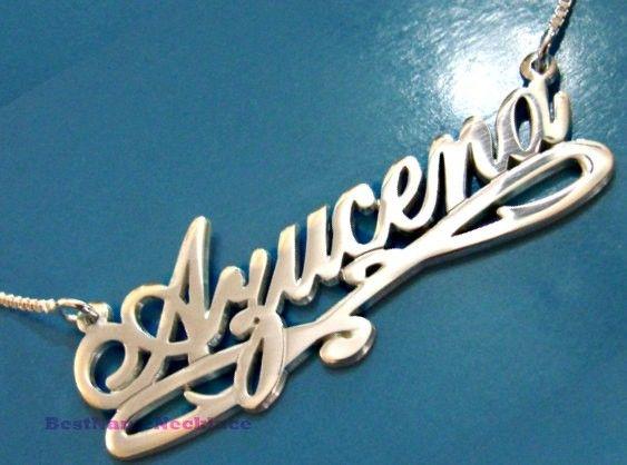 Best Quality Name Necklace on framestr.com
