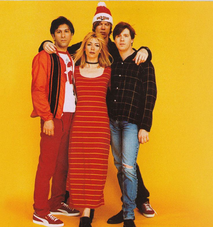 Sonic Youth, 1992