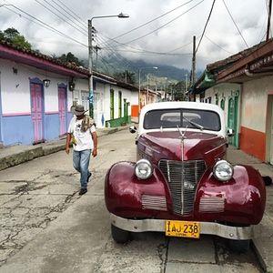 Instagram snapshots: Daniel Noll on Colombia