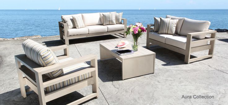 https://www.goodshomefurnishings.com/outdoorfurniture/ Cabana coastoutdoor seating and dining ideas. The perfect way to enjoy the season. Entertain your guests for hours in this comfort outdoor furniture group. Custom cushion colors and more. Visit us today and let us help you pull it all together.