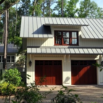 64 best images about carport garage porches on pinterest for Metal garage with apartment