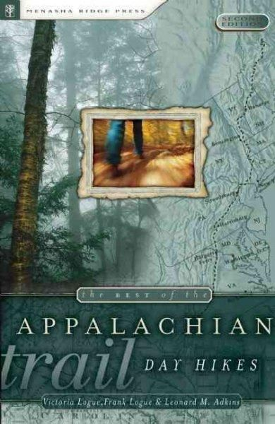 02 For hikers that love to backpack, but can only get out on a trail a day at a time, The Best of the Appalachian Trail Day Hikes is the ideal guide. Day hikes in all fourteen states the Appalachian T