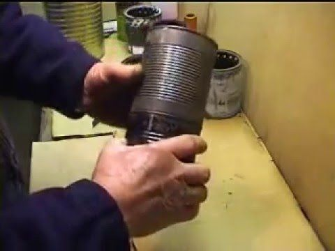 MAIS in piro- gassificazione ,Tutorial, come fare per .. 1)Parte - YouTube