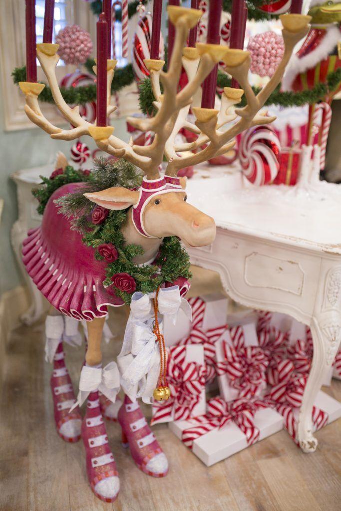 112 best Turtle Creek Lane Christmas Decorations images on - moose christmas decorations