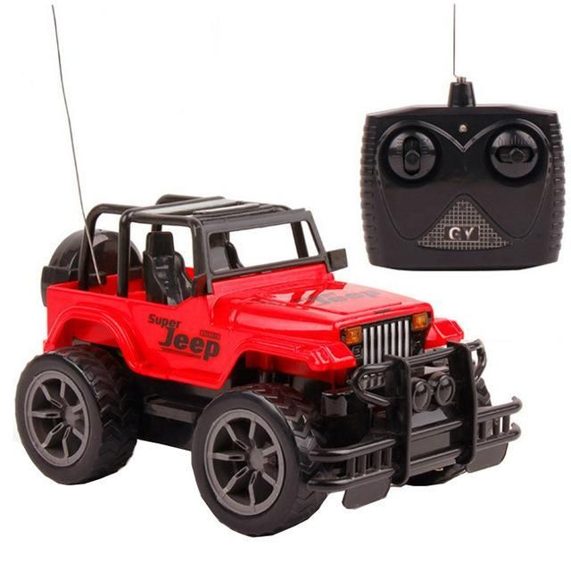 1:24 RC DirtBike Car Remote Control Car RC Jeep For Kids Birthsday Gift Kid Toys Car Model for over 6 years old boy gift