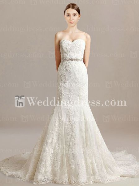 1000 Images About Lace Wedding Dress On Pinterest