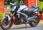 New Bajaj Dominar 400 First Ride Review