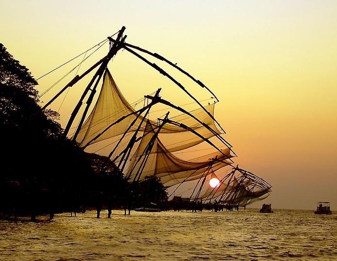 Керала. Райский тропический уголок