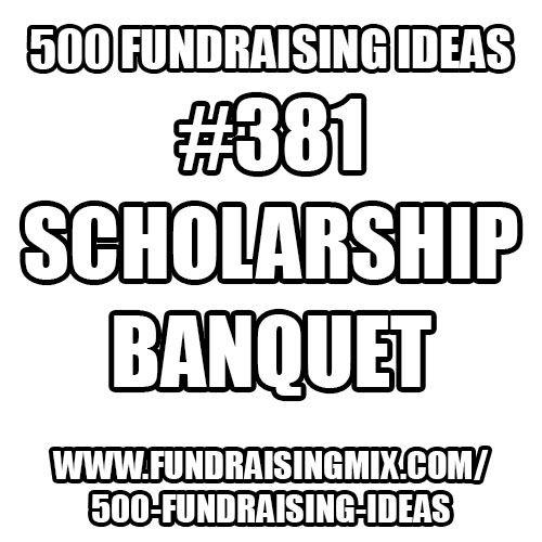 17 best Scholarship Fundraiser Ideas images on Pinterest