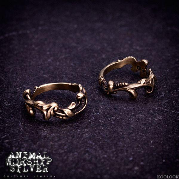 #ANIMALWORSHIP #飾品 #銀飾 #戒指 #Ring