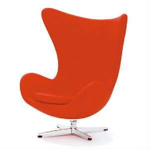 Egg chair. Arne jacobsen
