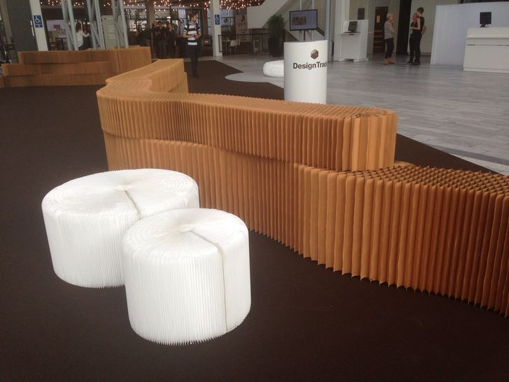 Molo stool and room divider