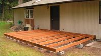 How to Build a Cheap Deck   eHow