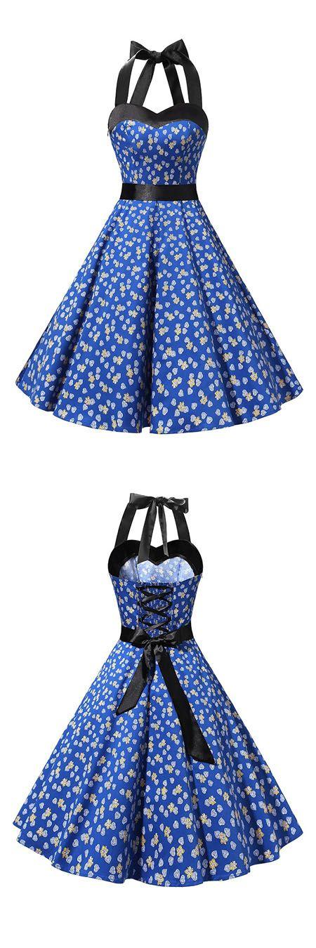 50s dresses,rockabilly style dress,vintage style dresses,floral print dress,retro dress