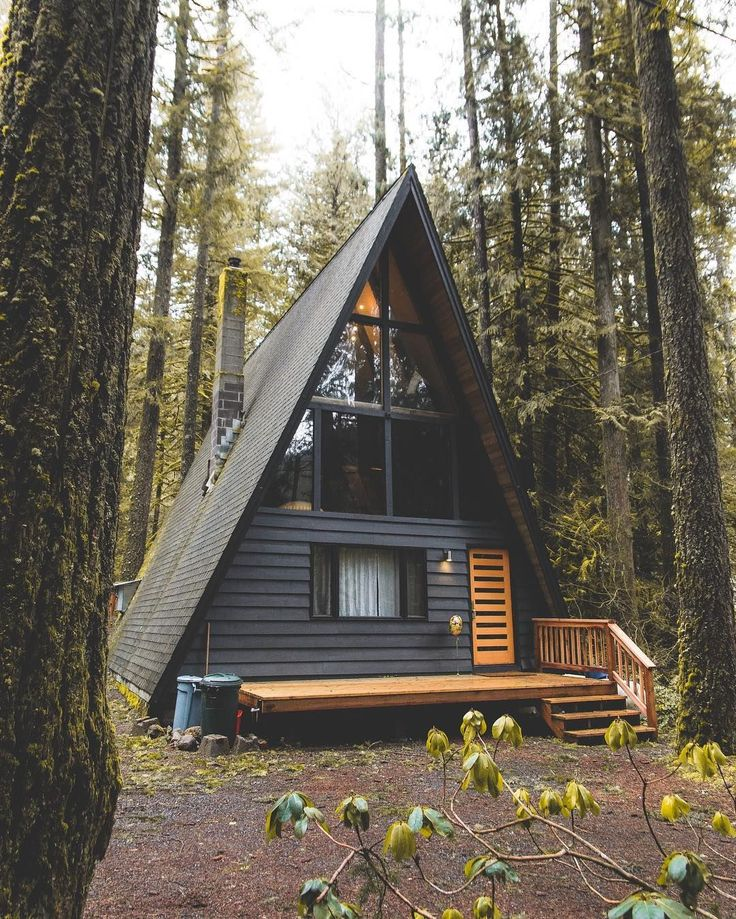 25 best ideas about a frame homes on pinterest a frame for A frame log cabin