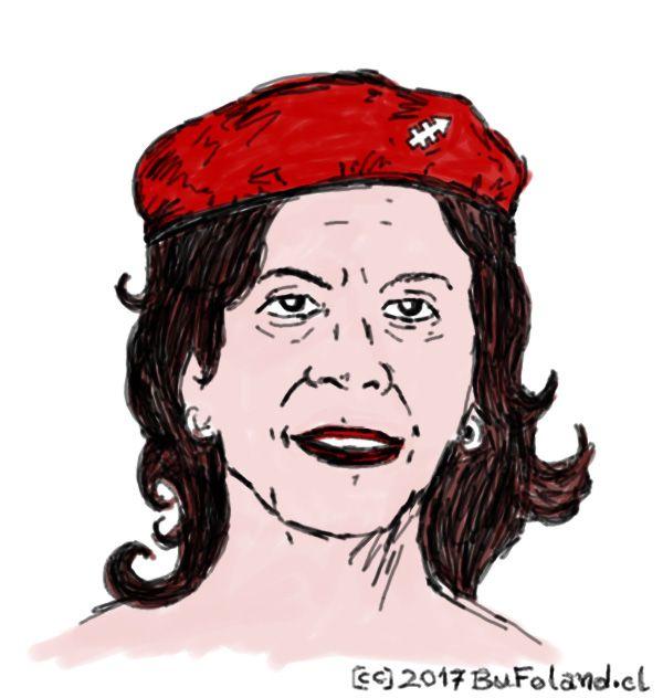 La Companera Mariana by Bufoland.deviantart.com on @DeviantArt