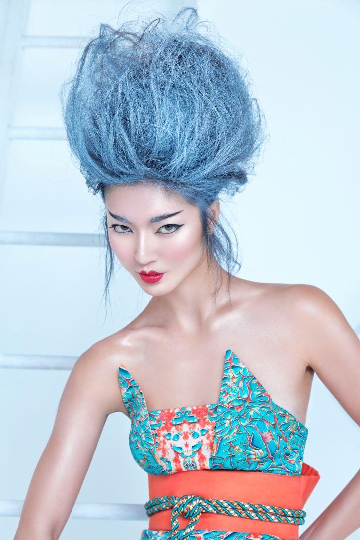 Hair by Daniel Yap, Tao of Hair & Keune Creative Artistic Ambassador