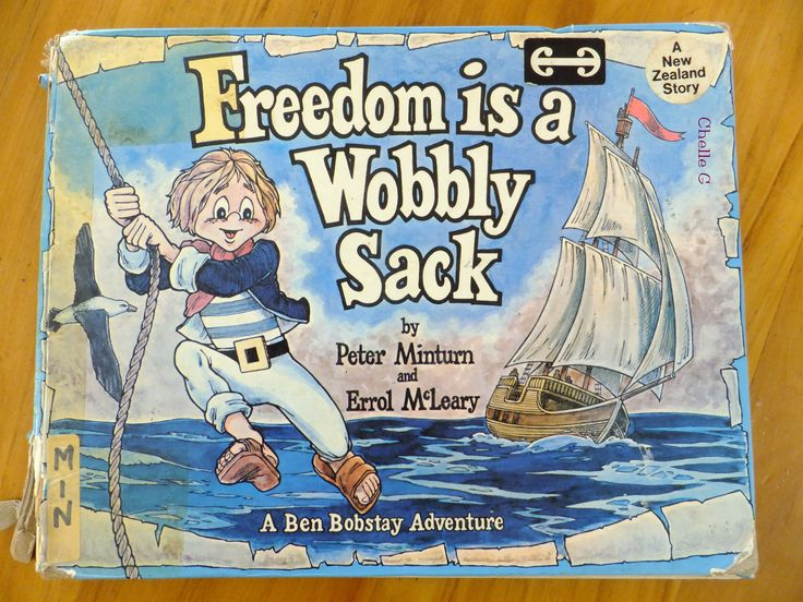 Freedom is a Wobbly Sack ~ Peter Minturn