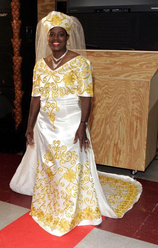 Contemporary West African Wedding Dresses Image - Wedding Ideas ...