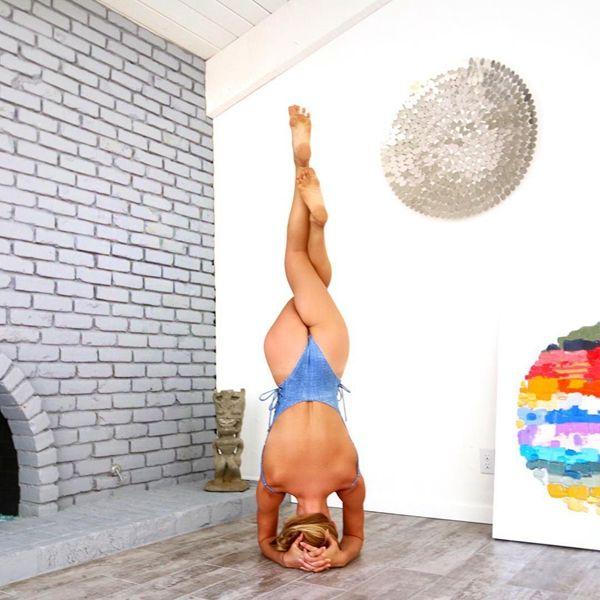 From http://www.90bola.co/berita/Caley-Alyssa-Pelatih-Yoga-Salomon-Kalou-98558.html