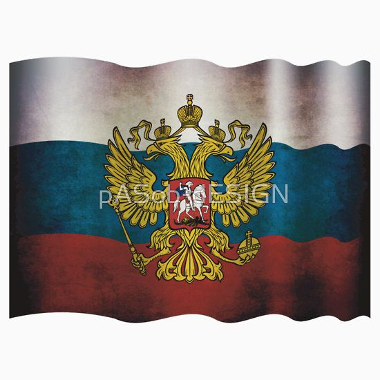 #Waving #flag of #Russia http://www.redbubble.com/de/people/pasob-design/works/15731012-waving-flag-of-russia?asc=t&p=t-shirt via @redbubble