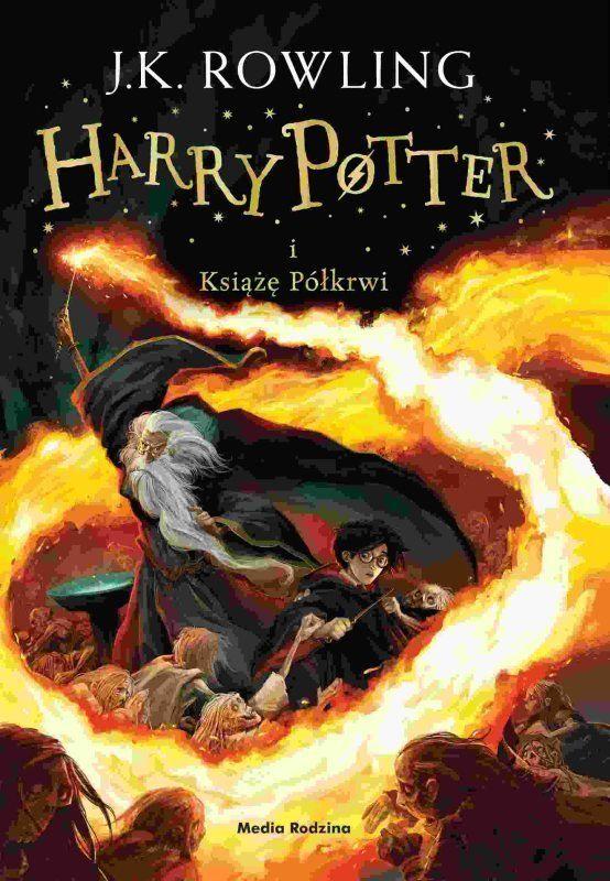 J.K.Rowling - Harry Potter i Książę Półkrwi