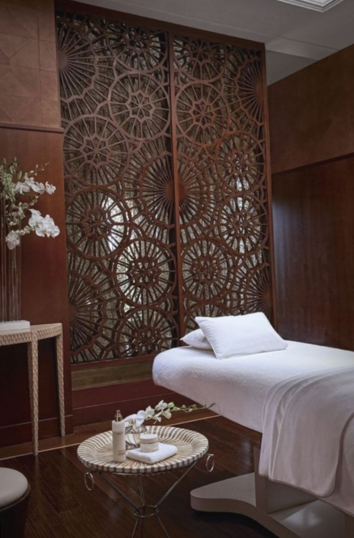 Fantastique 13+ Dress Room Design Spa | Spa room decor, Massage room design OZ-57