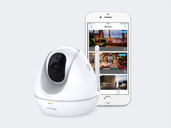 TP-Link NC450 – Affordable wireless security camerahttps://webllena.com/tp-link-nc450-affordable-wireless-security-camera/