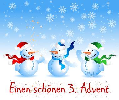 Schönen 3 Advent Bilder Lustig