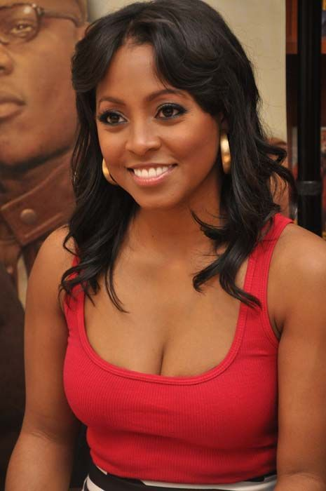Keisha Knight Pulliam, who portrayed Rudy Huxtable on The Cosby Show!  www.kerlagons.com