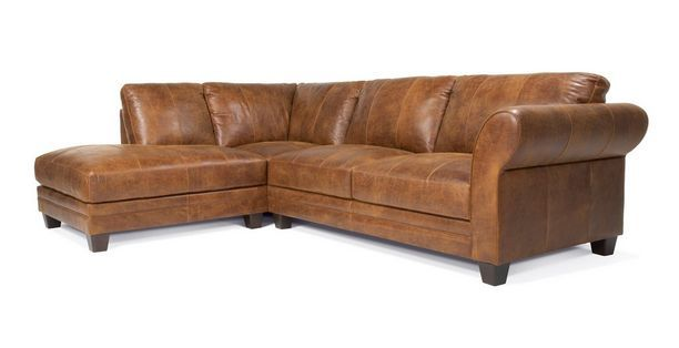 Savoy Right Arm Facing Large Corner Sofa Outback | DFS