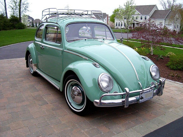 1963 VW Beetle Vw beetles, Volkswagen karmann ghia