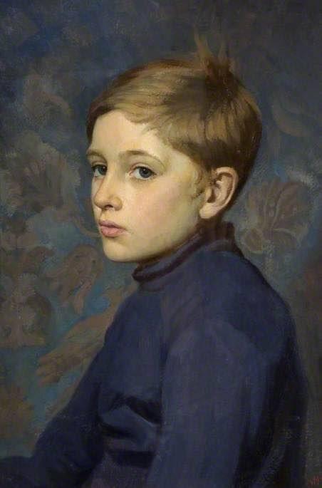 Harold Wilson (?) : A Park Street Boy, 1931. Birmingham Museums Trust.