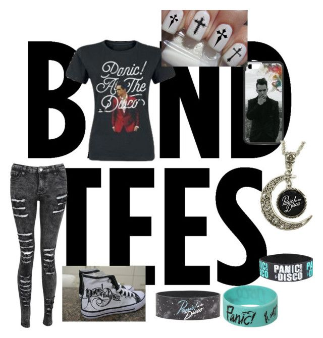 """""""Panic! at the Disco outfit"""" by alibugsimpson on Polyvore featuring Hot Topic"""