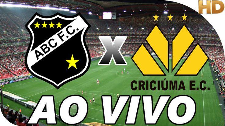 ABC x Criciúma Ao Vivo - Veja Ao Vivo o jogo de futebol entre ABC e Criciúma através de nosso site. Todos os grandes jogos...