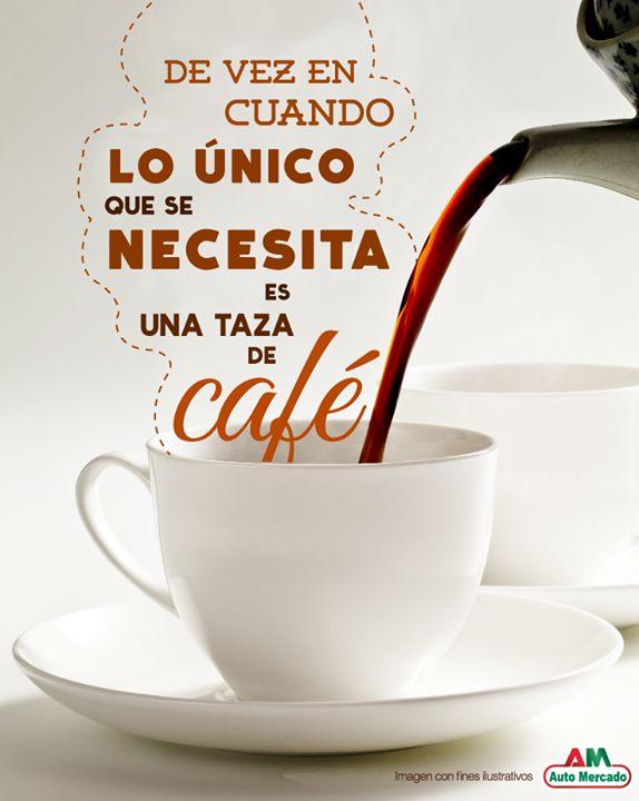 Taza De Cafe Buen Dia