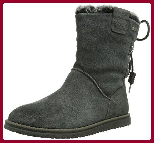 Tamaris 26417, Damen Combat Boots, Grau (Graphite 206), 39