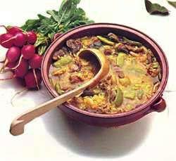 Greixonera d´arrós brut www.mallorcawebsite.com/htmls/gastronomia.htm
