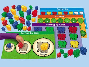 Hands-On Early Math Kit